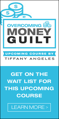 Overcoming Money Guilt Course By Tiffany Angeles